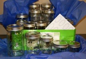 Big Red Kitchen Mason Jar Meal Starter Kits