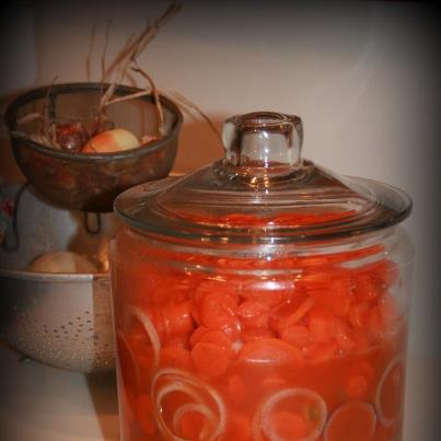 Heritage Hill Jar - Copper Penny Salad