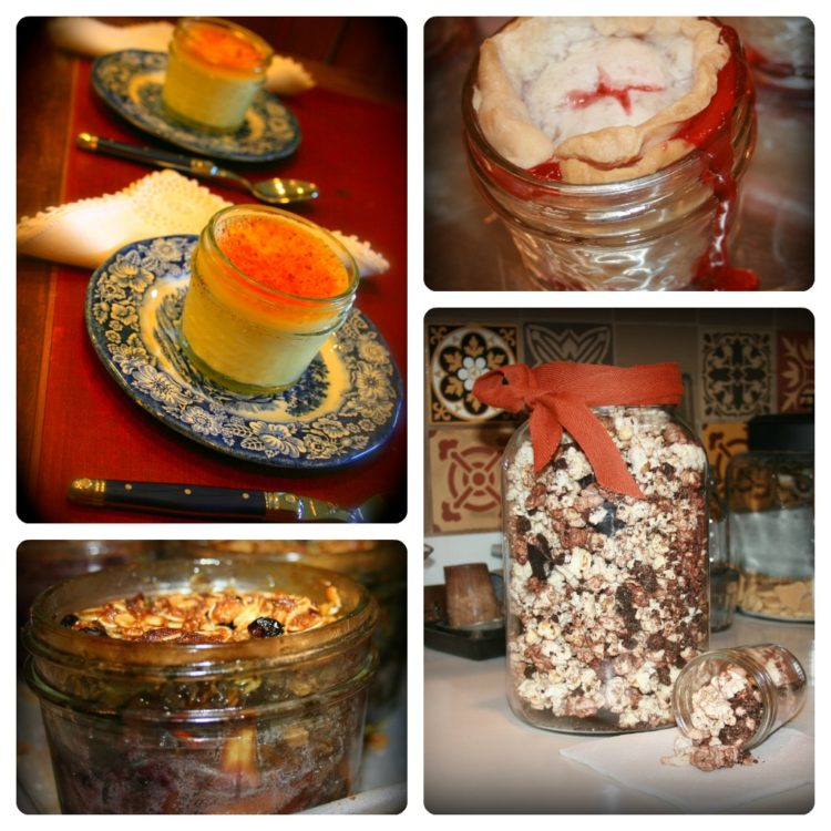 Fall Fun Sweets in a Jar