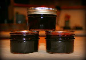 4 ounce tapered jar