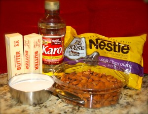 Candy Ingredients