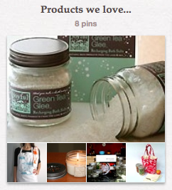 Products We Love - Pinterest