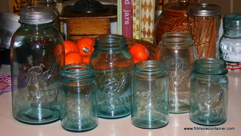 PerfectMasonOrignal Jars