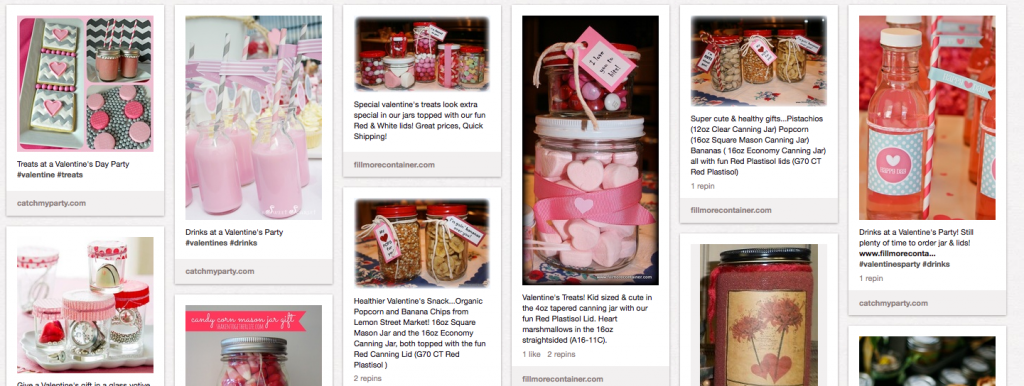 Pinterest - Fillmore Jars