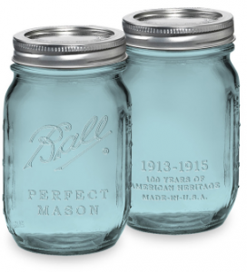 ritage Collection Mason Jars