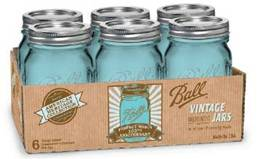 itage Mason Jars Packaging