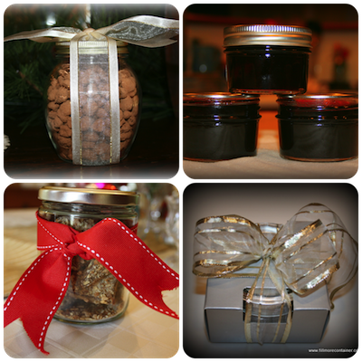 Favor ideas in jars
