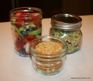 Lunch in jars