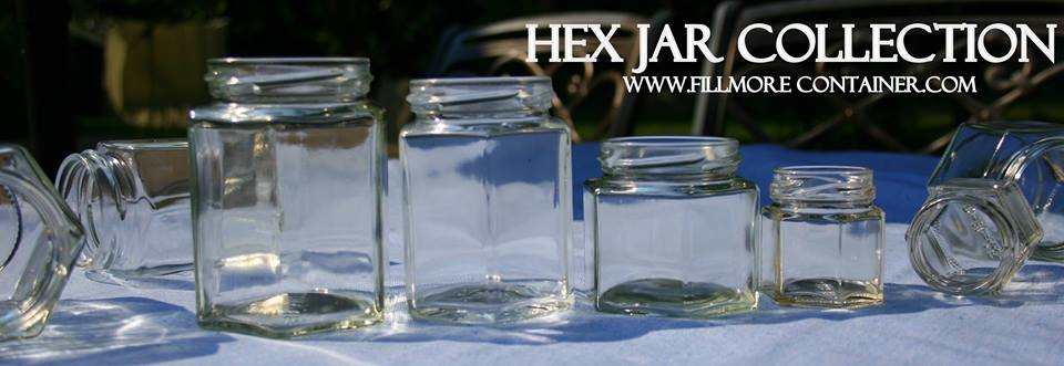 Hex Jar Collection