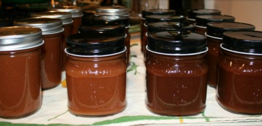 Apple Butter-line-up