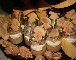 Cupcakes in jar