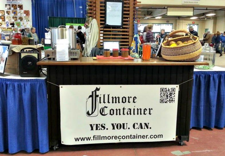 FillmoreBooth at PAFarmShowA