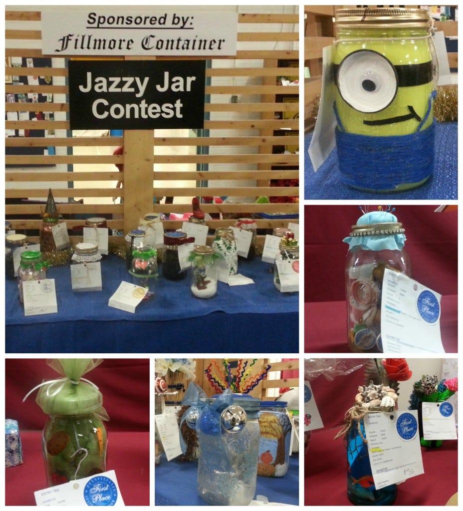 Jazzy Jar Contest
