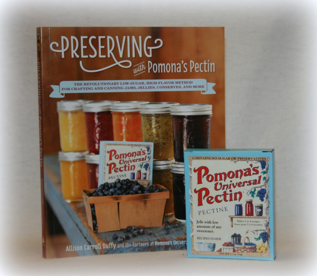Pomona's Pectin & Preserving with Pomona's Pectin Book