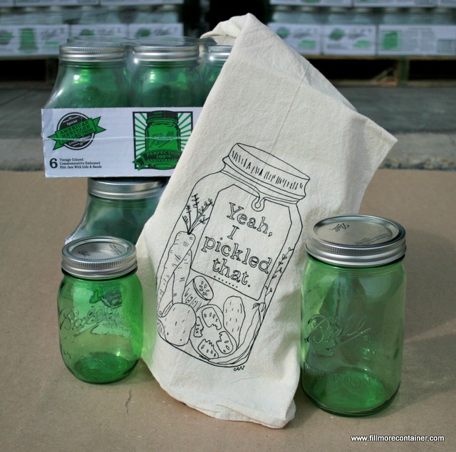 Ball Green Jar Giveaway - Fillmore Container