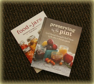 Food in Jars Cookbooks