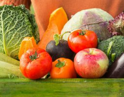 CSA veggies