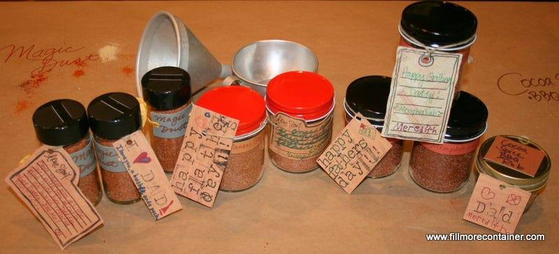DIY Spice Rubs