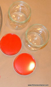 Jars & Lids Fillmore Container