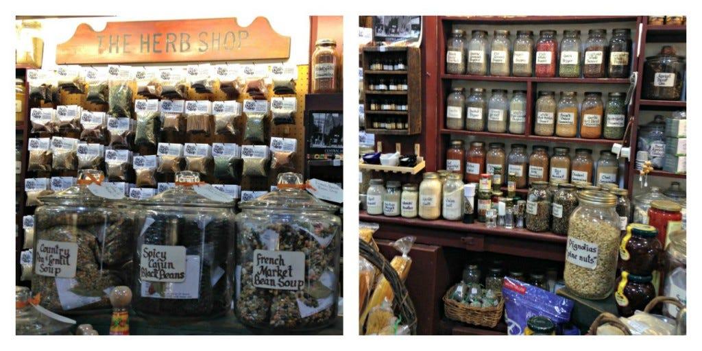 The Herb Shop Lancaster