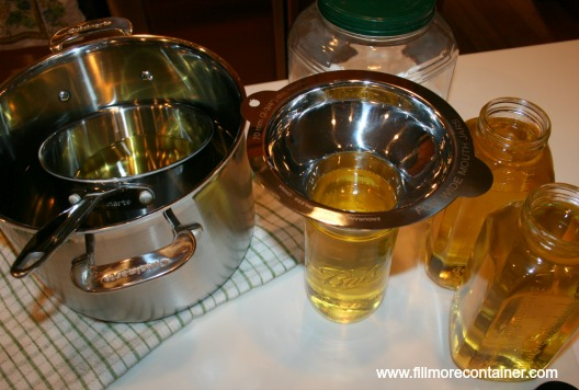 Bottling Tea