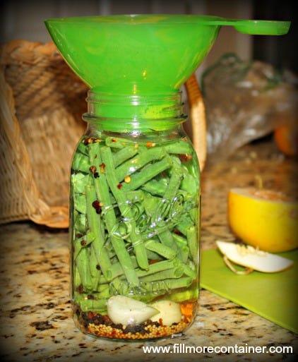 jar and brine
