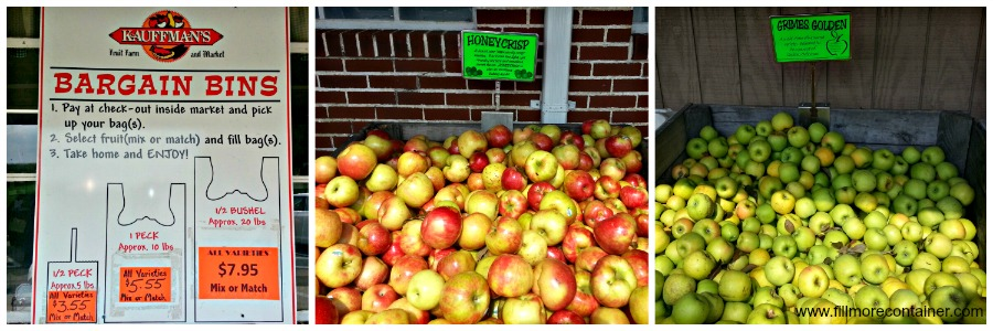 Apple Prices - Kauffmans
