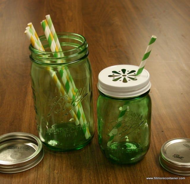 Ball Green Jars1