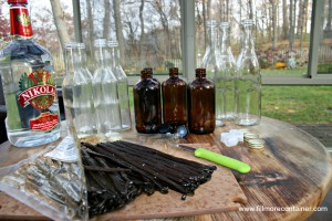 Blog- Vanilla Extract Supplies