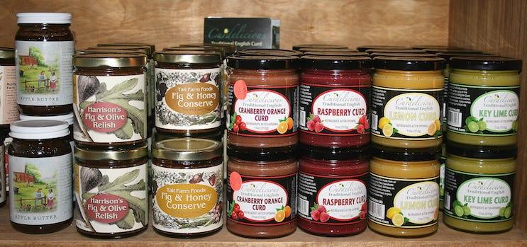 Curdelicious & Tit Farm Lemon Street Market