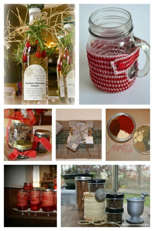 DIY gift collage