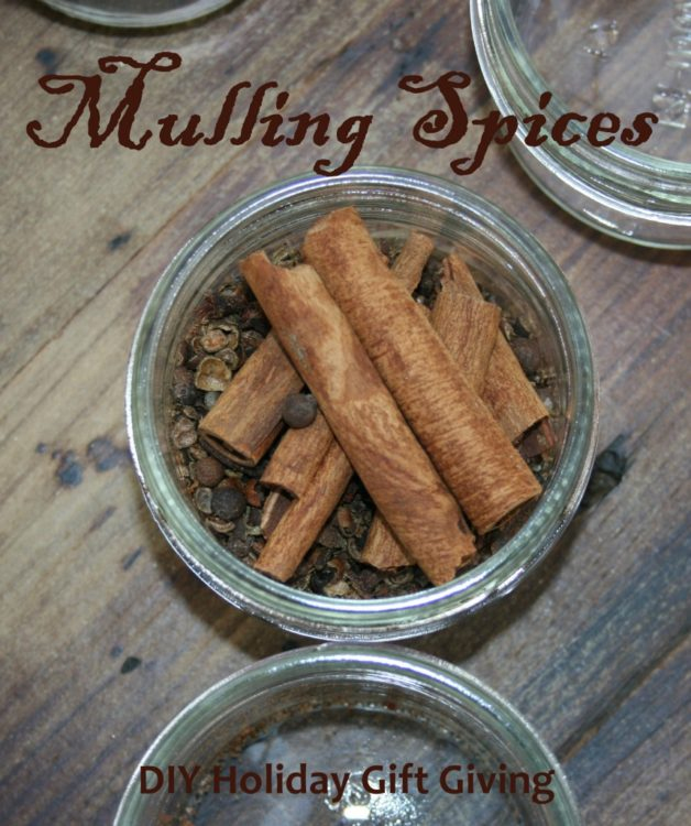 Mulling Spices -Blog