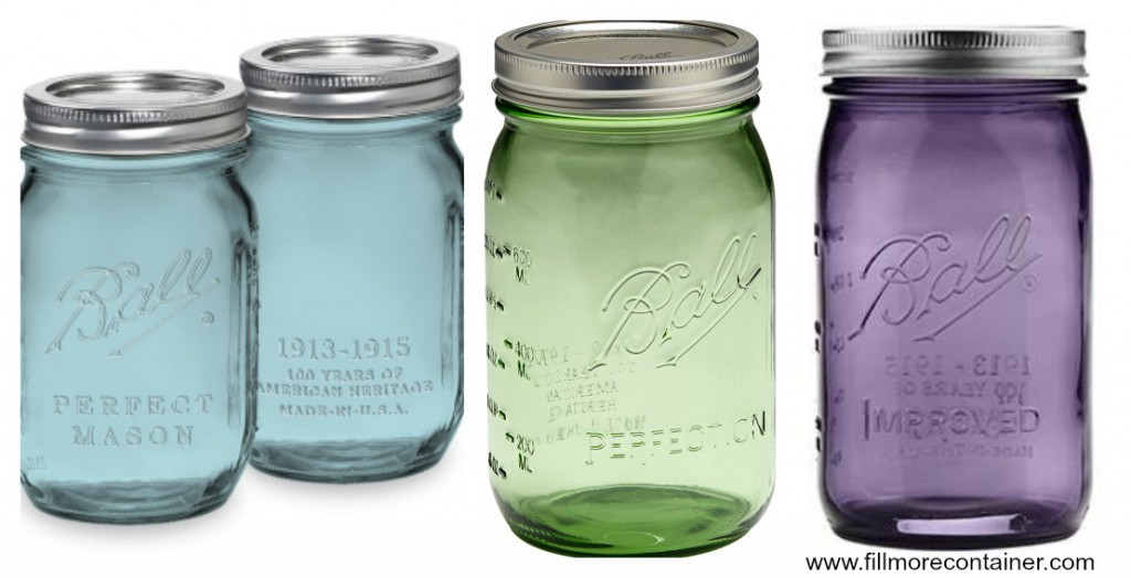 Ball Is No Longer Making The Blue And Green Heritage Jars But We Still Have Some Available You Can Find Entire Collection Here