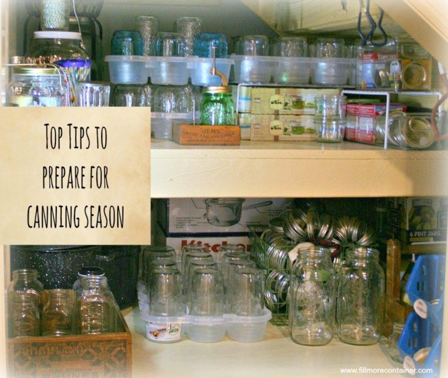 canning supplies FillmoreContainer