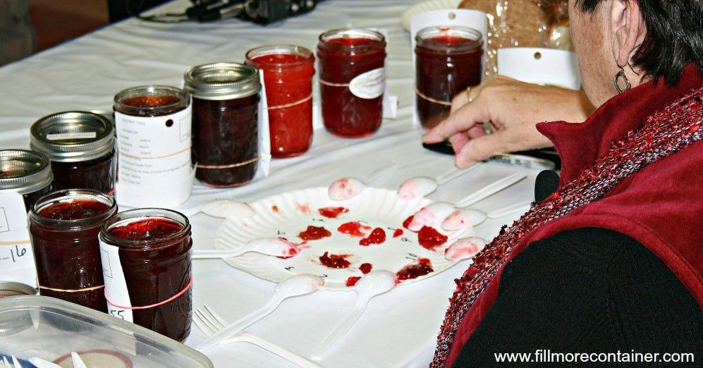 udging Strawberry Jam