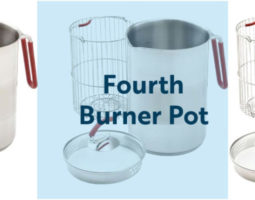 Fourth Burner Pot - fillmore container