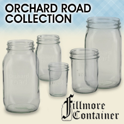 Orchard Road Jars - Fillmore Container