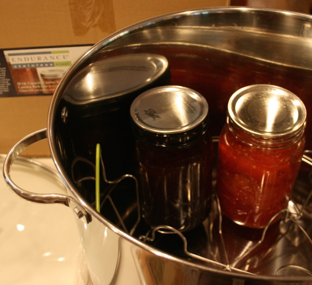 Clearance of Stainless Canner[1]