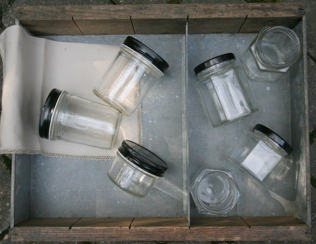 Giveaway Fillmore Container & Felix Doolittle Jam Jars