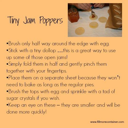 Tiny Jam Poppers 3