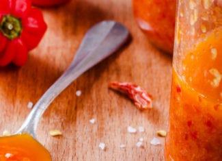 Cranberry-Habanero Jelly recipe