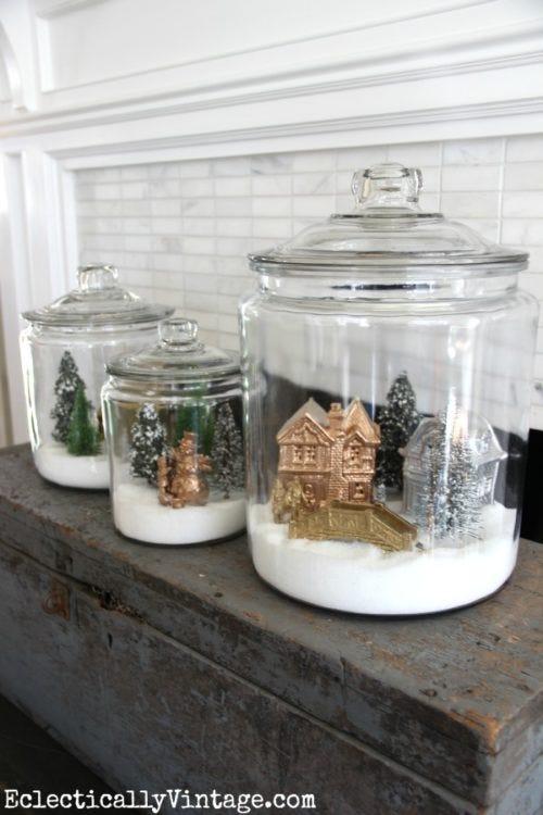 Make-Snow-Village-Jars