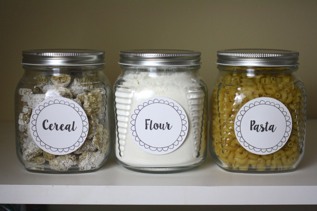Pantry Jars - Fillmore Container