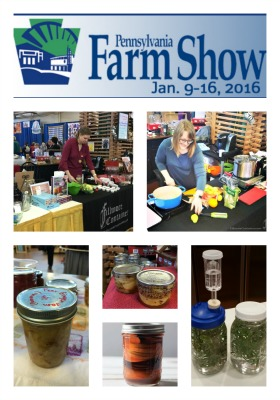 PA Farm show 2016 collage