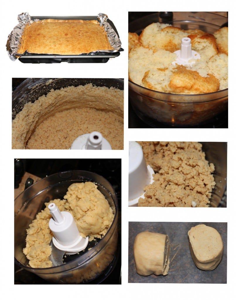 food processor steps