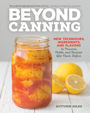 Beyond Canning Book