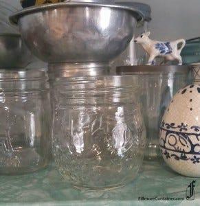 Elite VintageJam Jar Fillmore Container