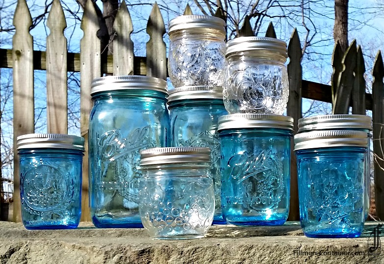 Ball Collection Elite Jars Fillmore