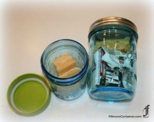 Felsnaptha for Pre-Treating in Mason Jar