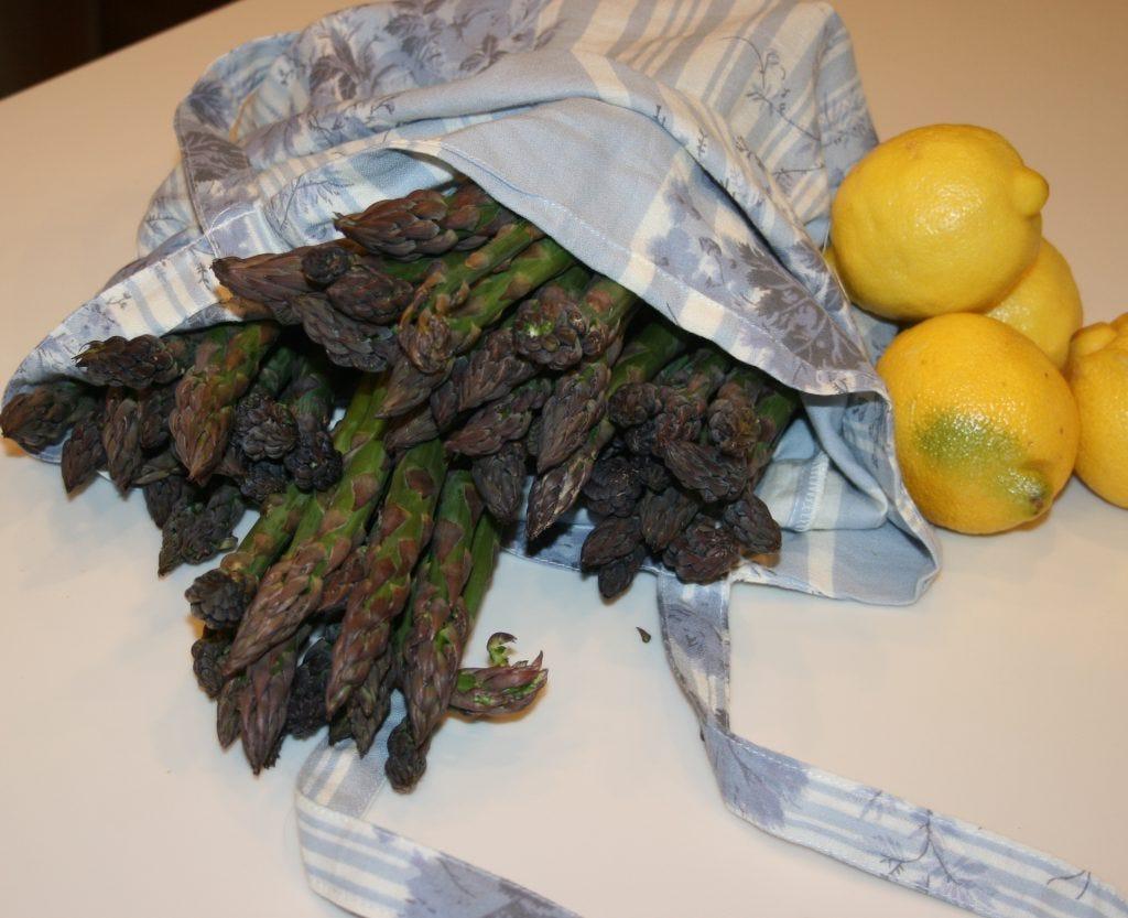 Fresh Asparagus RoundUp
